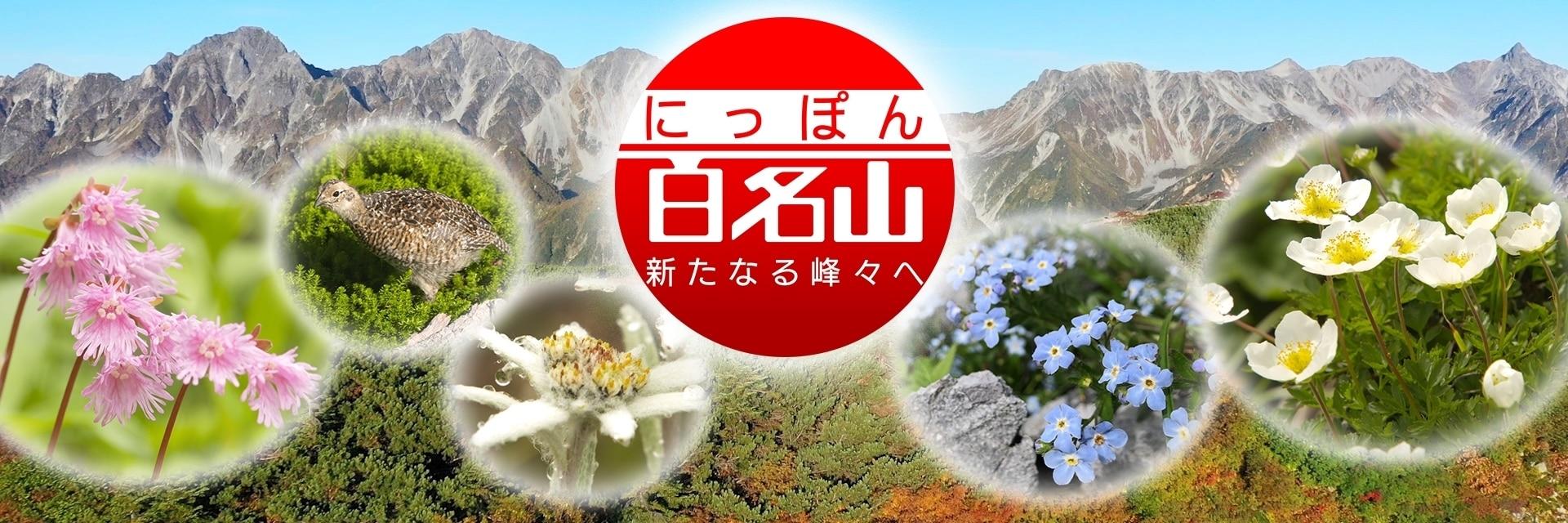 にっぽん百名山 大岳山 御岳山